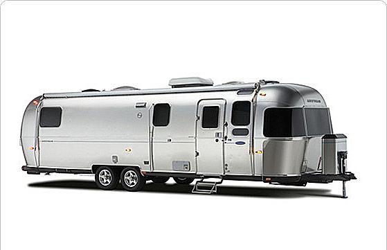 Airstream exterior