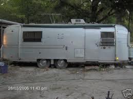 Avion Camper exterior