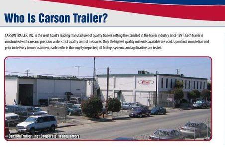 Carson Facility