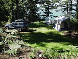 Campground Site