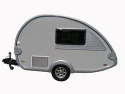 a teardrop camper